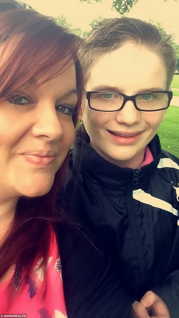Adele and her family are forced to make a 600-mile round trip to visit her severely disabled son Eddie
