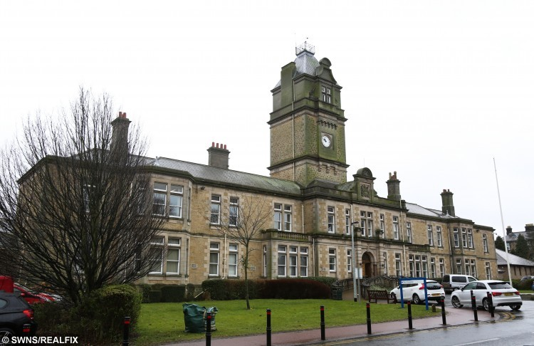 St Nicholas Hospital in Newcastle where Eddie Marshall from Bristol is being cared for