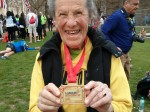 London Marathon's oldest competitor is an 88 year-old pensioner