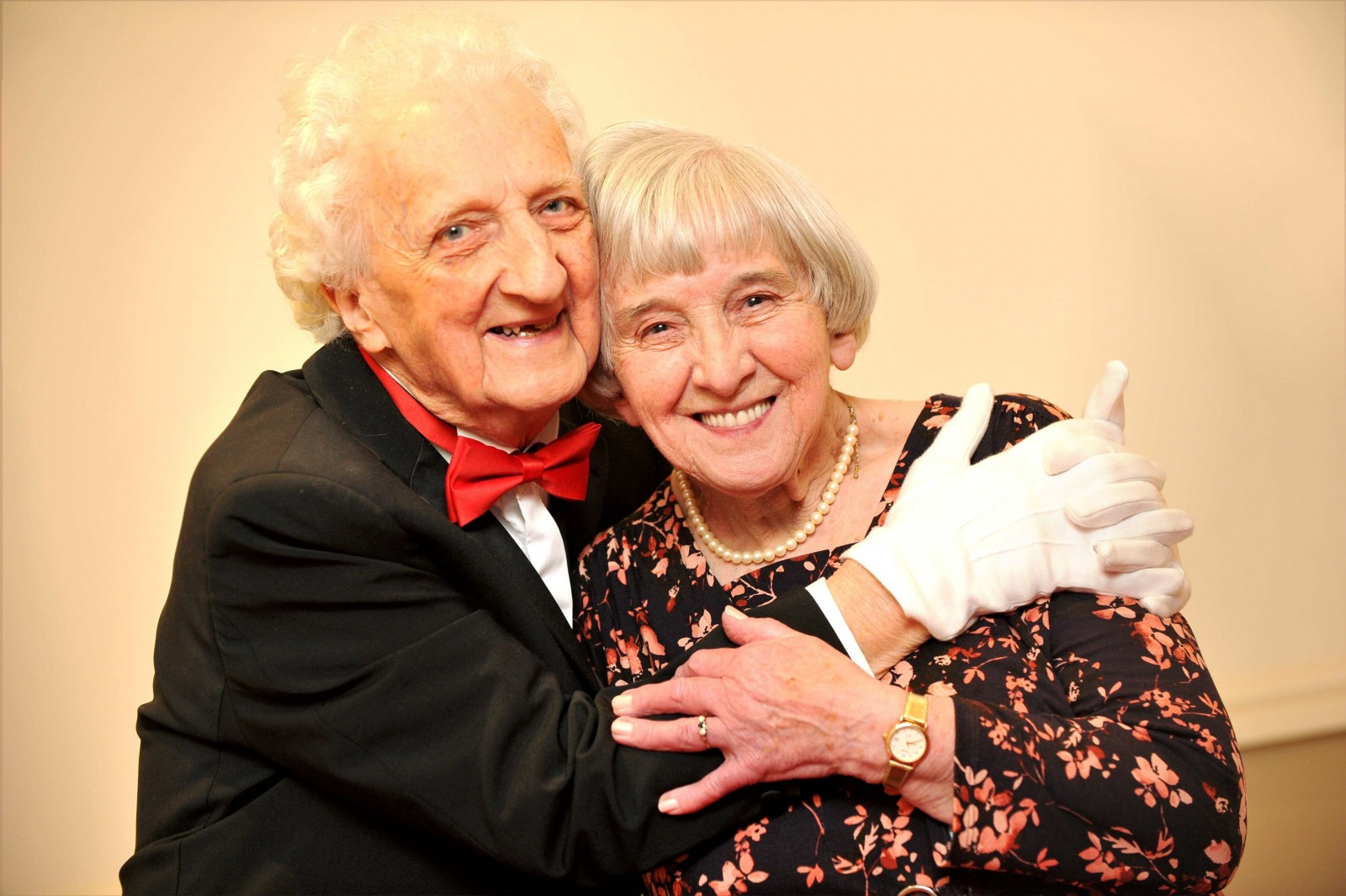 Couple who split up after WW2 get married more than 70 YEARS later