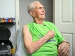 Inkredible – 104-year-old becomes oldest man to get tattoo