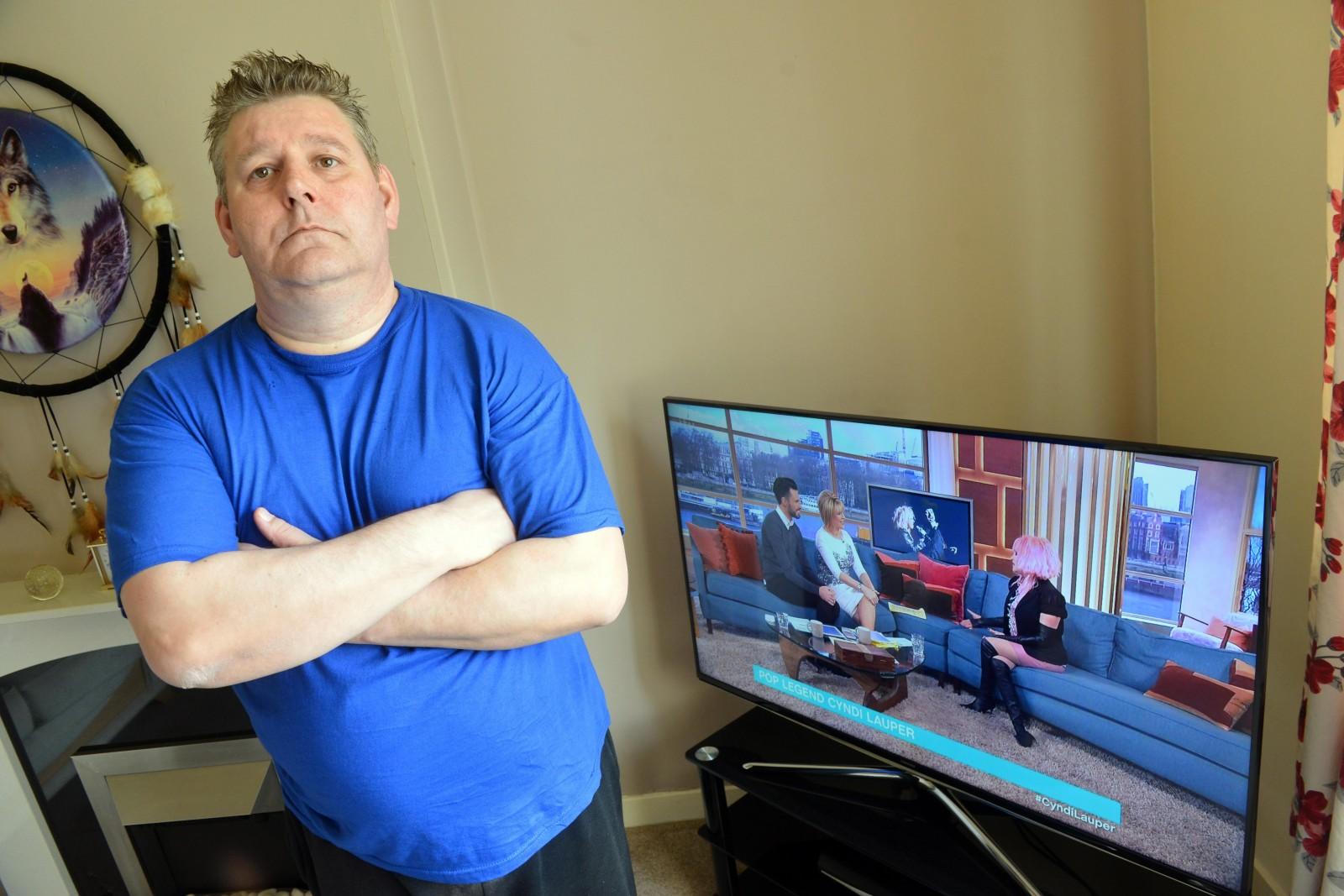 The reason Panasonic wont fix this couple's TV seems mad