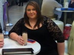 Obese bride bought new dress just three weeks before her big day after losing EIGHT STONE on pre-wedding diet