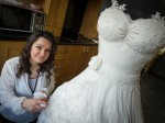 Have your cake… and wear it. Award-winning baker makes world's first edible wedding dress