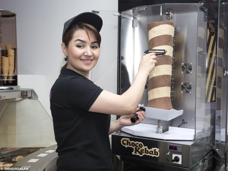 Image result for fixing Ice Cream machine