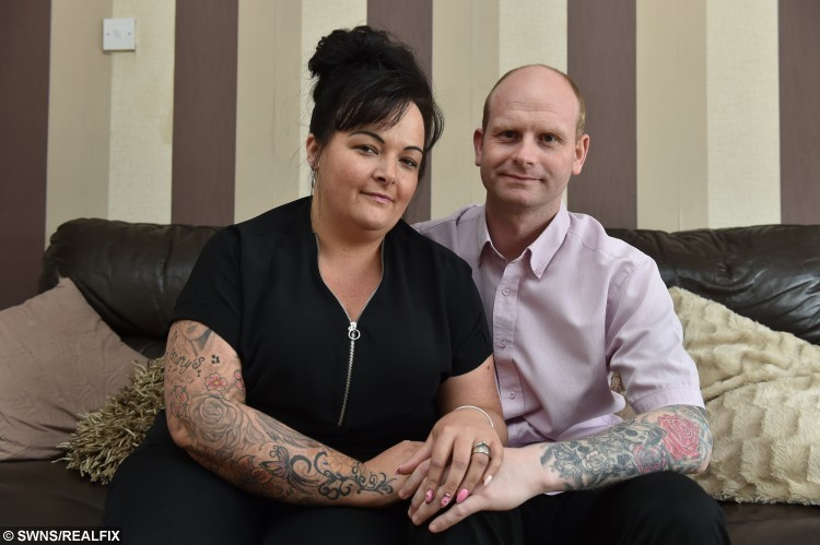 Jolene is standing by her husband Michael despite him being found guilty of raping a seven-year-old girl when he was 14-years-old.