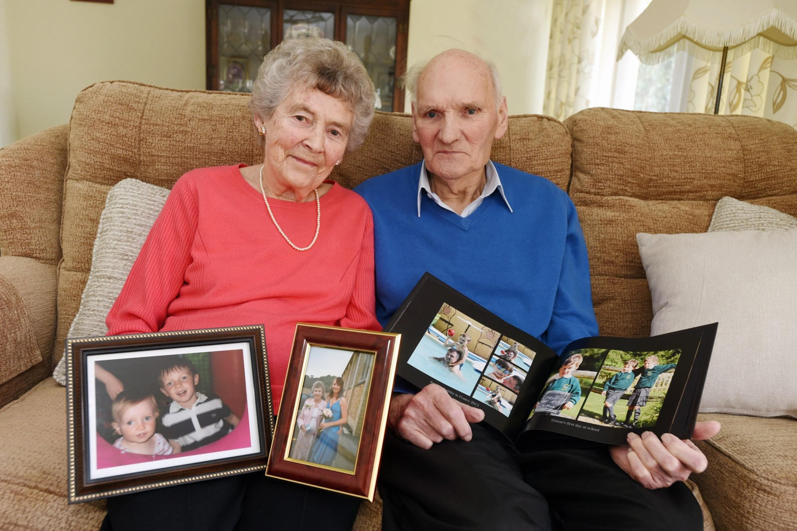 At 80 years old, one great-gran has becoming the longest-surviving transplant patient in the country