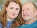 Teen saves dad's life by giving him CPR as he has a heart attack