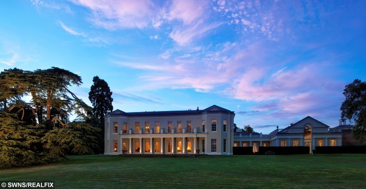 The former family home of the Queen's grandparents which boasts its own POLO complex has been put on the market for £30 million. See SWNS story SWPOLO; Woolmer Park is a huge estate with a renovated Grade II listed Georgian country home at the centre. And of top of the enormous principal house are EIGHT further homes and almost 250 acres of land. In the 1920s, Woolmer Park was bought by by the Earl and Countess of Strathmore, the parents The Queen Mother. As young children, princesses Elizabeth and Margaret would regularly go and stay with their grandparents at the estate in Hertfordshire. Businessman Lascelles Arthur Lucas bought Woolmers Park in 1949 and founded Hertfordshire Polo Club, with the likes of Prince Charles playing polo while he studied at Cambridge University.