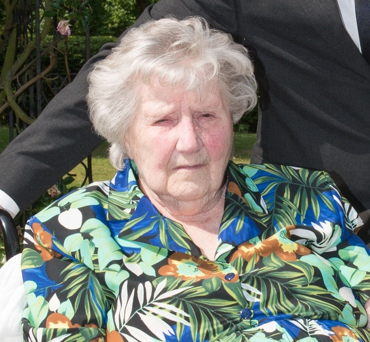 Blind pensioner, 93, has engagement ring stolen while in hospital