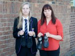 A schoolgirl ordered by docs to wear trainers after an injury has been told to wear a school shoe on ONE FOOT – as it's against the RULES
