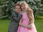Disabled brother and sister defy the odds to become UK's next top models