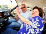 Man has same car for 46 years him and kids use for wedding
