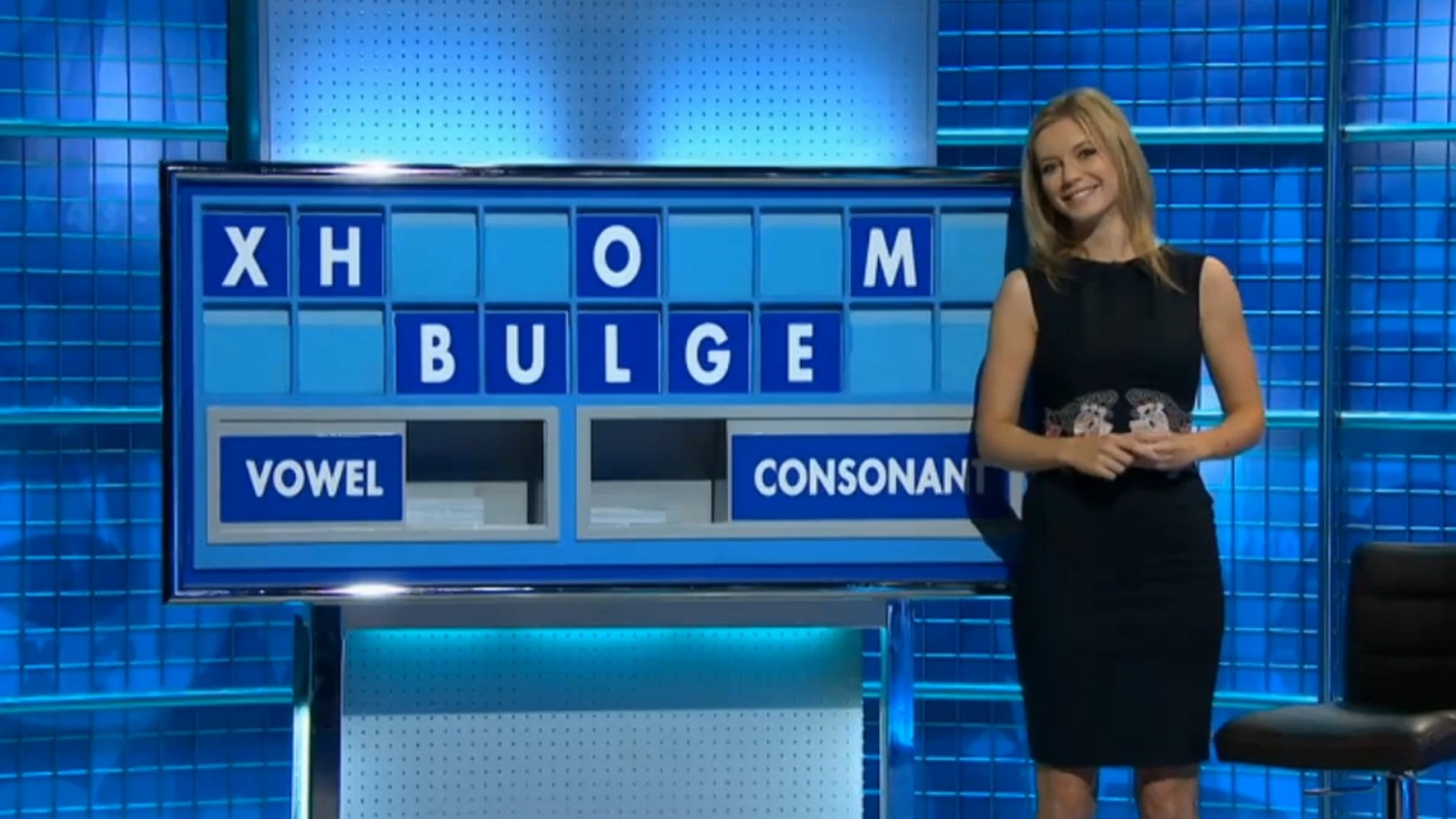 You won't believe the hilarious word Countdown host is forced to spell out