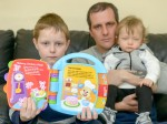Dad horrified after children's book teaches his son to say THIS rude word
