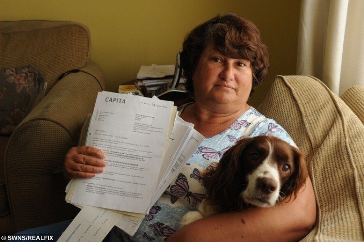 "Eve Woods is facing deportation back to South Africa despite living in the UK for fifty years. See National story NNDEPORT; A mum has been told she may face deportation despite living in Britain for more than FIFTY YEARS. Eve Woods, 57, could be forced to return to South Africa, which she left when she was four, after stringent background checks when she started a new job as a carer brought up that she was not a British citizen. The mum-of-two was asked to show she had the right to work in the UK so contacted government officials who told her she did not have ""settled status"" in the country. A follow-up letter from the Home Office stated: ""You do not have permission to be in the United Kingdom"" and she may be liable to be deported."