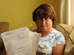 A mum has been told she may face deportation despite living in Britain for more than FIFTY YEARS.