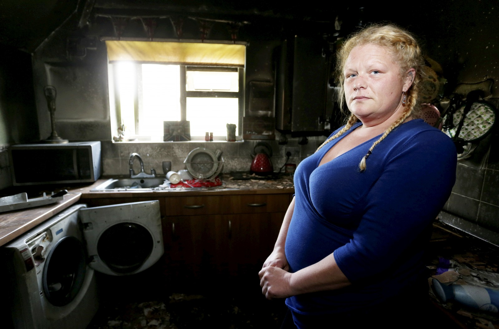 Creda Tumble Dryer Recall >> Tumble dryer sparks blaze gutting flat after it emerges manufacturers are putting lives at risk ...