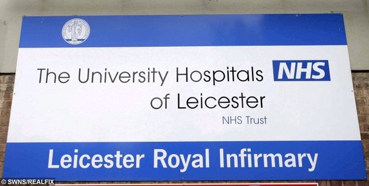 FILE PICTURE - Leicester Royal Infirmary Hospital. Sharon Ignatowics. Hospital bosses have admitted poor care which meant that a cancer patient died from a heart attack after delays in treatment.
