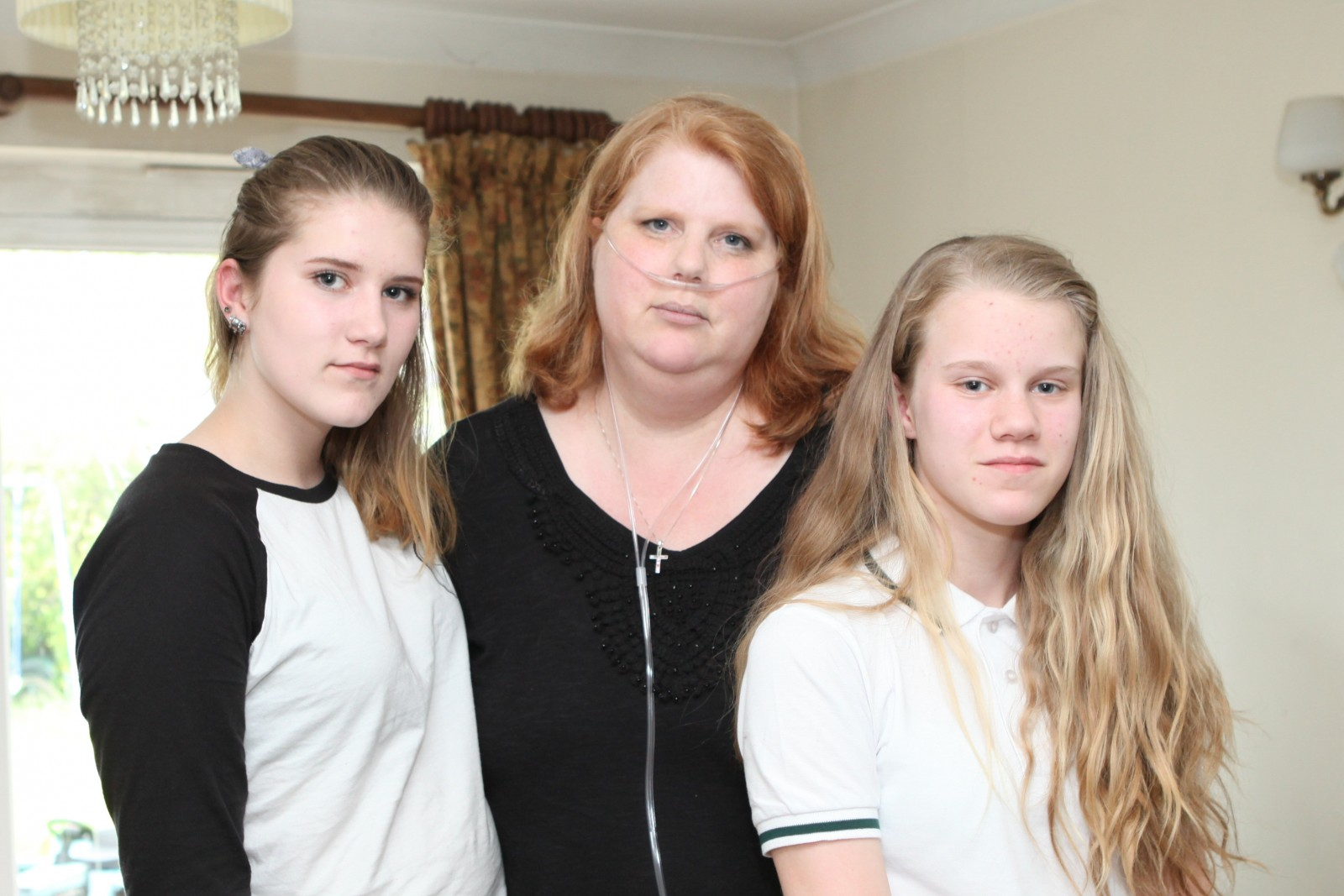 A mum and her five kids have been left homeless after their tumble drier did THIS to their kitchen.