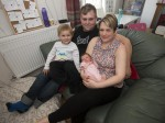A woman lost 7lbs at Weight Watchers after she went into labour three weeks early during a WEIGH IN