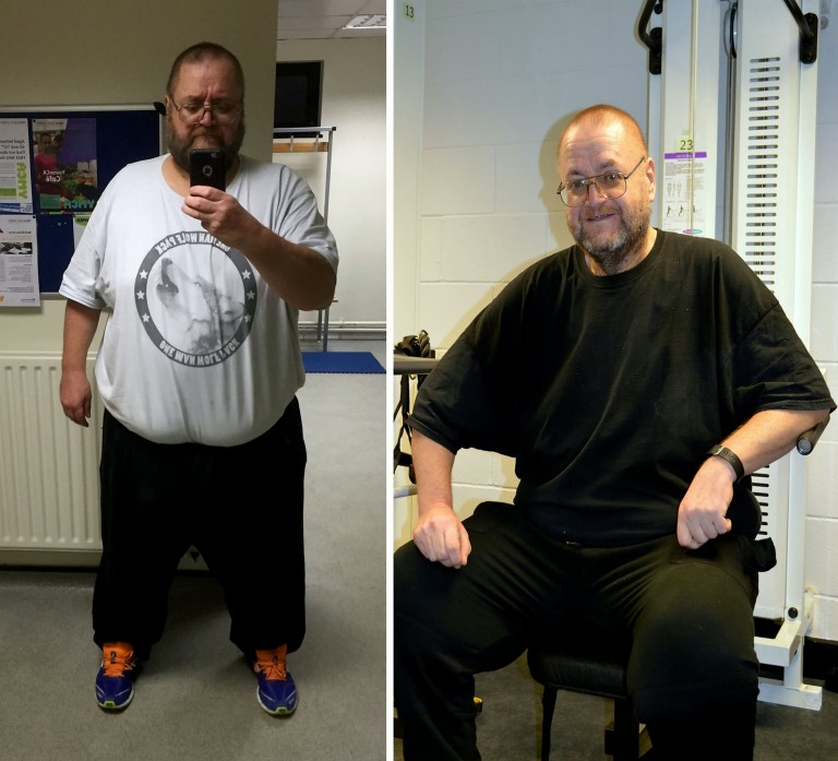 Portland man, 35, loses 500lbs but now must wear
