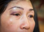 Three women brawled in a nail bar attack – over £10 eyebrow treatment