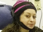 Beautician battling cancer keeps trademark hair due to pioneering cooling cap