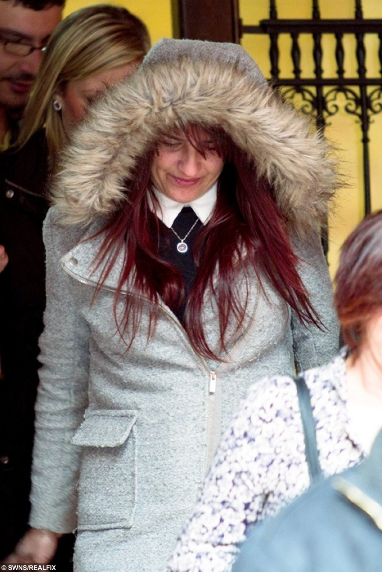 Danielle Parsons, appearing at Birmingham Magistrates Courts