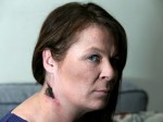GRAPHIC: Mum mauled by devil-dog is lucky to be alive after it clamped its jaws around her NECK