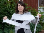 YOU MUST BE REAMING! Shopper given the world's longest receipt