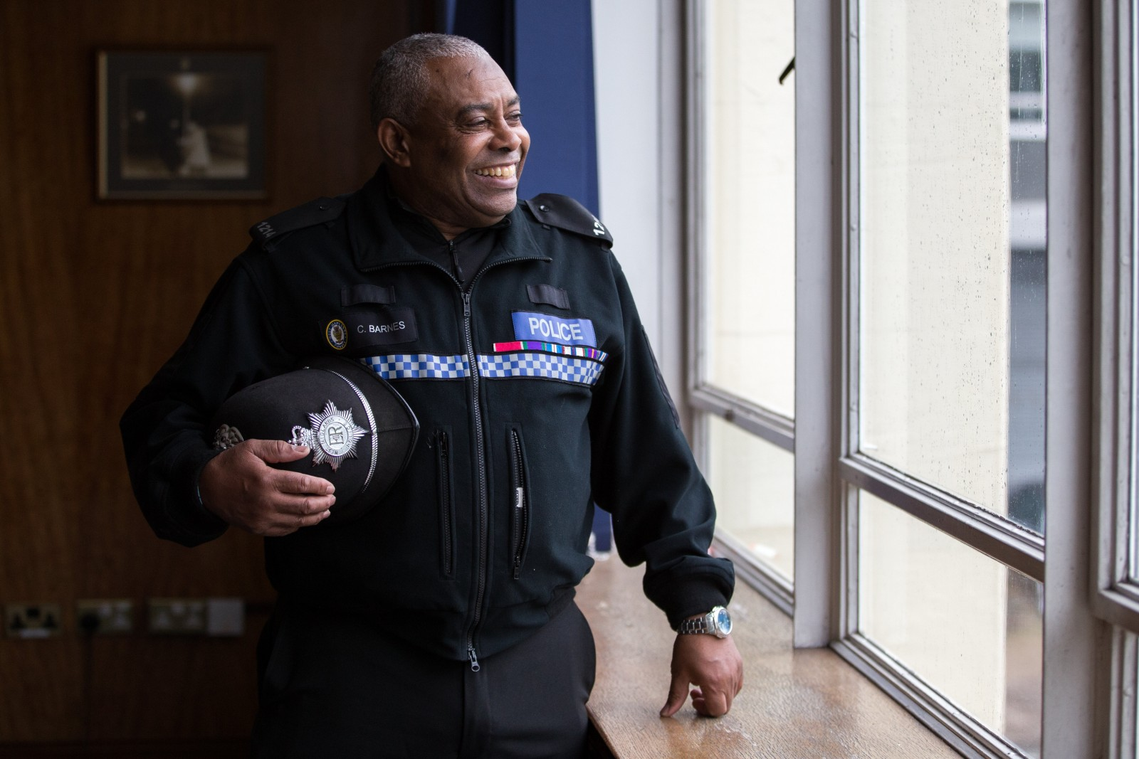 Britain's oldest policeman on the beat at 66 is finally hanging up his truncheon