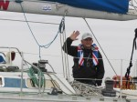 Disabled man becomes the first to sail around the world – LITERALLY single handed