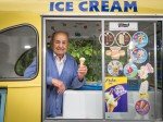 Britain's oldest ice cream man set to hit the roads aged 103