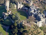 Stunned holidaymaker visits Warwick castle and gets the shock of her life