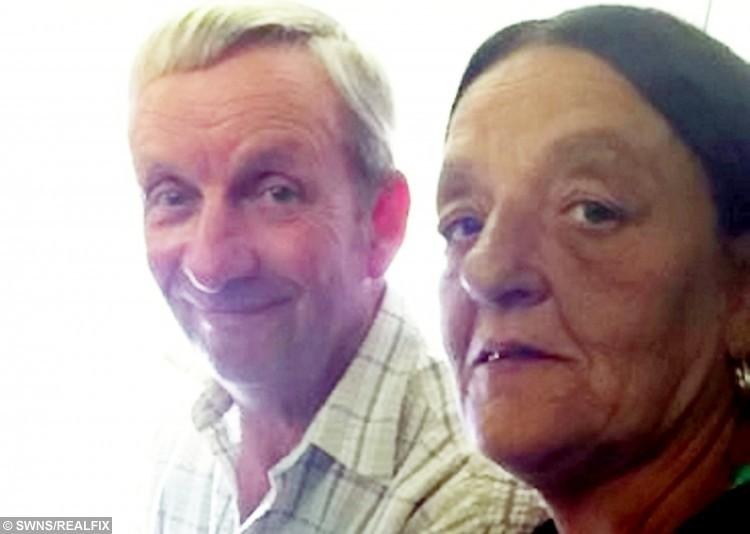 Sheila & Ray Dumbleton