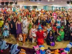 Disney fanatic celebrates 40th birthday by dressing up with 400 guests