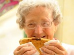 A PASTY A DAY… 100-year-old woman swears it's the secret to a long life