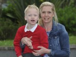 Little boy whose parents were told he may never walk takes his first steps