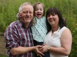Brave little girl born with six genetic conditions – which led to 13 operations – is now starting mainstream school