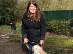 Blind mum left in tears after aggressive taxi driver refuses to take guide dog into the car