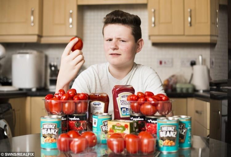 Liam Pierce, 14