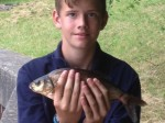 Teenage hero has been praised after jumping into a canal to save a boy's life