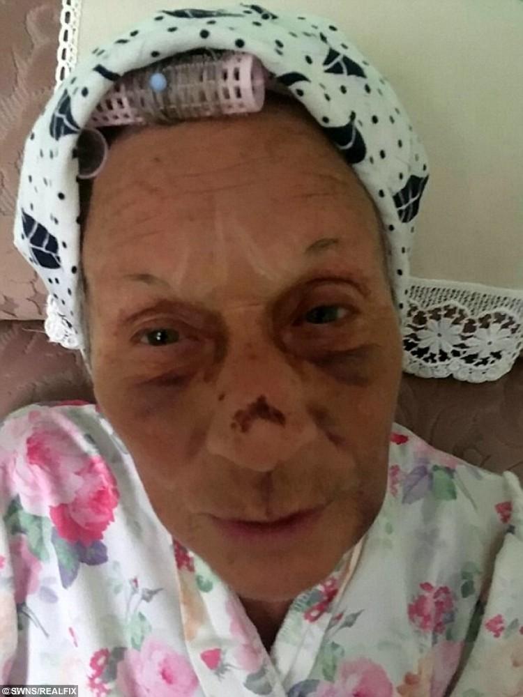 Joan Veysey,83