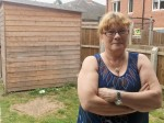 Gran's horror after rats the size of Yorkshire terriers invade her garden