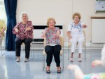 99 year-old fitness instructor has taught keep fit classes for 50 years