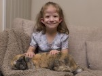 Cute little girl is just one of 20 people in the world suffering from rare disease