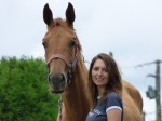 Meet the young horse whisperer with the pony she tamed in just six months
