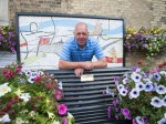Killjoy electricity company forces move of 'health and safety risk' hanging baskets