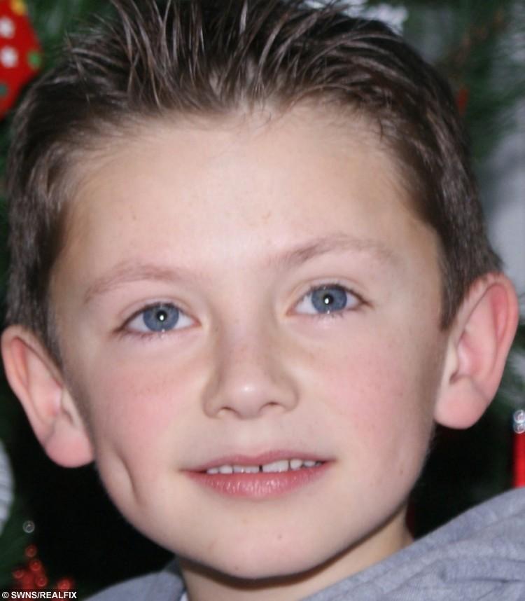Vincent Barker, 8